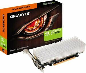 OUTLET-Gigabyte-GV-N1030SL-2GL-2GB-GDDR5-Tarjeta-grafica-NVIDIA-GeForce-GT-1