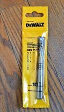 Dewalt Dw 50114 Sds Plus Hammer Drill Bit 4 X 2 38 Amp 10mm