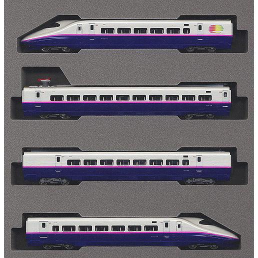 Kato 10278 Series E21000 Shinkansen Hayate Bullet Train Basic 4 autos Set  N