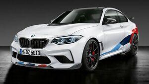 2018-BMW-M2-Competition-M-Performance-Auto-Car-Art-Silk-Wall-Poster-Print-24x36-034