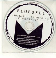 (DC789) Bluebell, Normal Heights / Cinderella - 2012 DJ CD