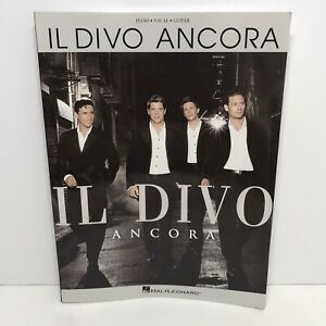 IL-DIVO-ANCORA-repertoire-Partitions-Piano-Guitar-Chords-paroles-TOUS-par-moi-meme