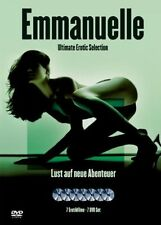7 DVD-Box ° Emmanuelle ° Ultimate Erotic Selection ° NEU & OVP