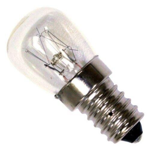 Bosch Neff Siemens Hotpoint AEG  25w 240V SES E14 Oven Cooker Bulb Lamp 300°