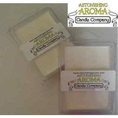 Soy Wax Clamshell Break Away tart melt wickless candle 300+ SCENTS Listing #3