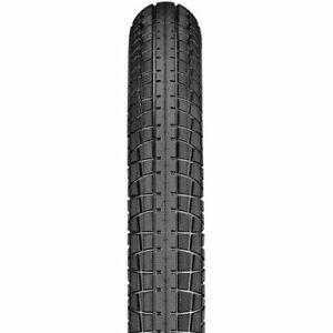Pair-of-Nutrak-Central-20-X-2-20-Semi-Smooth-Tread-BMX-Bike-Tyres-amp-Tubes