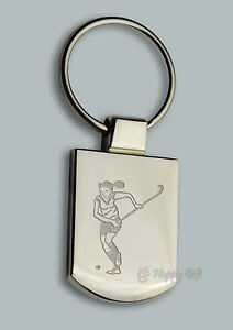 Engraved LADY - women s field hockey Design BOXED Personalised Free ... d7be6250a