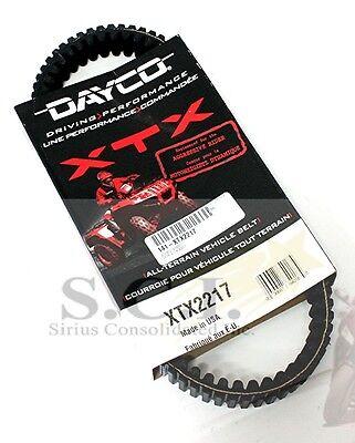 Dayco XTX Drive Belt Kawasaki Brute Force 650 750 750i 2005-2011 KFX700 XTX2217