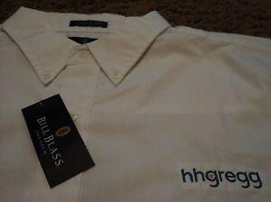 Men S Hhgregg Hh Gregg Long Sleeve Oxford Dress Uniform Sales