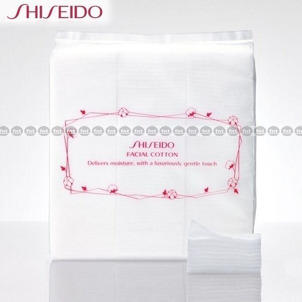 SHISEIDO Japan Makeup Facial 100% Cotton Pads 165 sheets