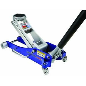 2 Ton Low Profile Full Size Aluminum Racing Floor Jack