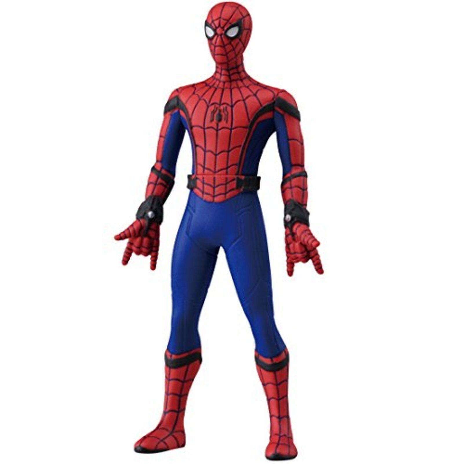 Figurine  en Métal Collection Marvel Spider-Man Homecoming Ver. 78mm F S W   2018 dernier