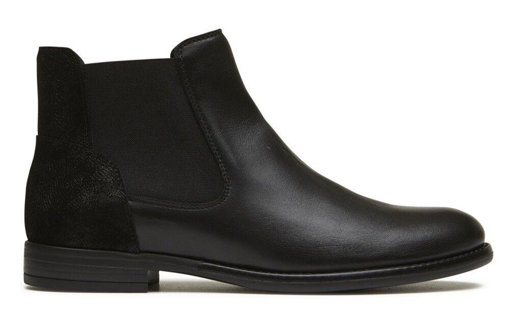 IGI & CO CO CO 21834 NEGRO zapatos de mujer botín bajo botines botas safari piel ante  productos creativos