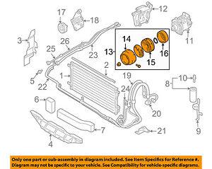 mitsubishi oem 98 04 montero sport compressor clutch mr360874 ebay rh ebay com Mitsubishi Montero Engine 3.5 Diagram Mitsubishi Galant Engine Diagram