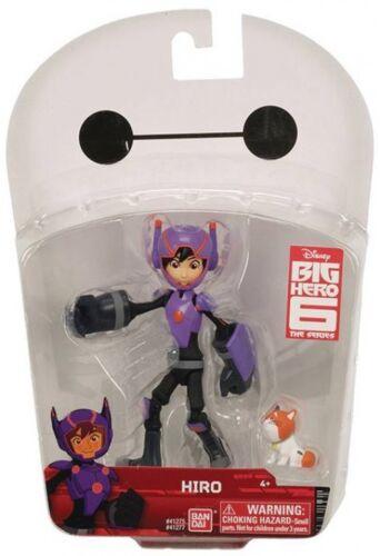 The Series Wave 1 Hiro Action Figure Disney Big Hero 6