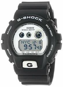 G-Shock-World-Time-Chrono-Resin-Black-Men-039-s-watch-GDX6900-7ER