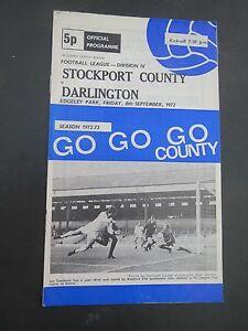 Stockport-County-V-Darlington-1972-3