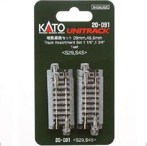 Kato-20-091-Track-Assortment-Set-29mm-amp-45-5mm-10pcs-N