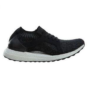 cd34bda1c03 Adidas Ultra Boost X Womens BB1696 Black Onix Primeknit Running ...