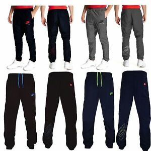 66f35eae3c72f1 Image is loading Mens-Nike-Woven-polyester-Joggers-Sweat-Pants-Tracksuit-