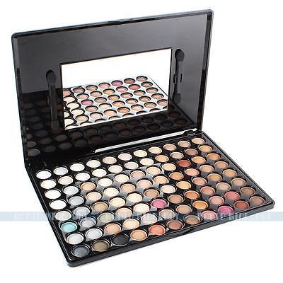 Eye Shadow Makeup Cosmetic Shimmer Matte Eyeshadow Palette Set 88 Color