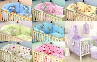 Baby Boy Or Baby Girl Nursery Cot Set - Multi Auction