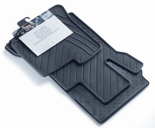 Mercedes Benz Cls C219 Rubber Floor Mats Set B67812049 Genuine Ebay