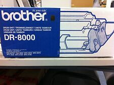 Original Brother Tambour DR-8000 DR8000 Fax 8070 MFC 4800 9030 9070 A-Ware