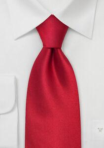 Garcons-Marron-Cravate-Elastique-Rouge-plaine-Prom-mariage-funerailles-moyennes-et-grandes-tailles