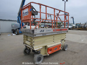 2005-JLG-3246ES-32-039-Electric-Scissor-Lift-Man-Aerial-Manlift-Work-Platform