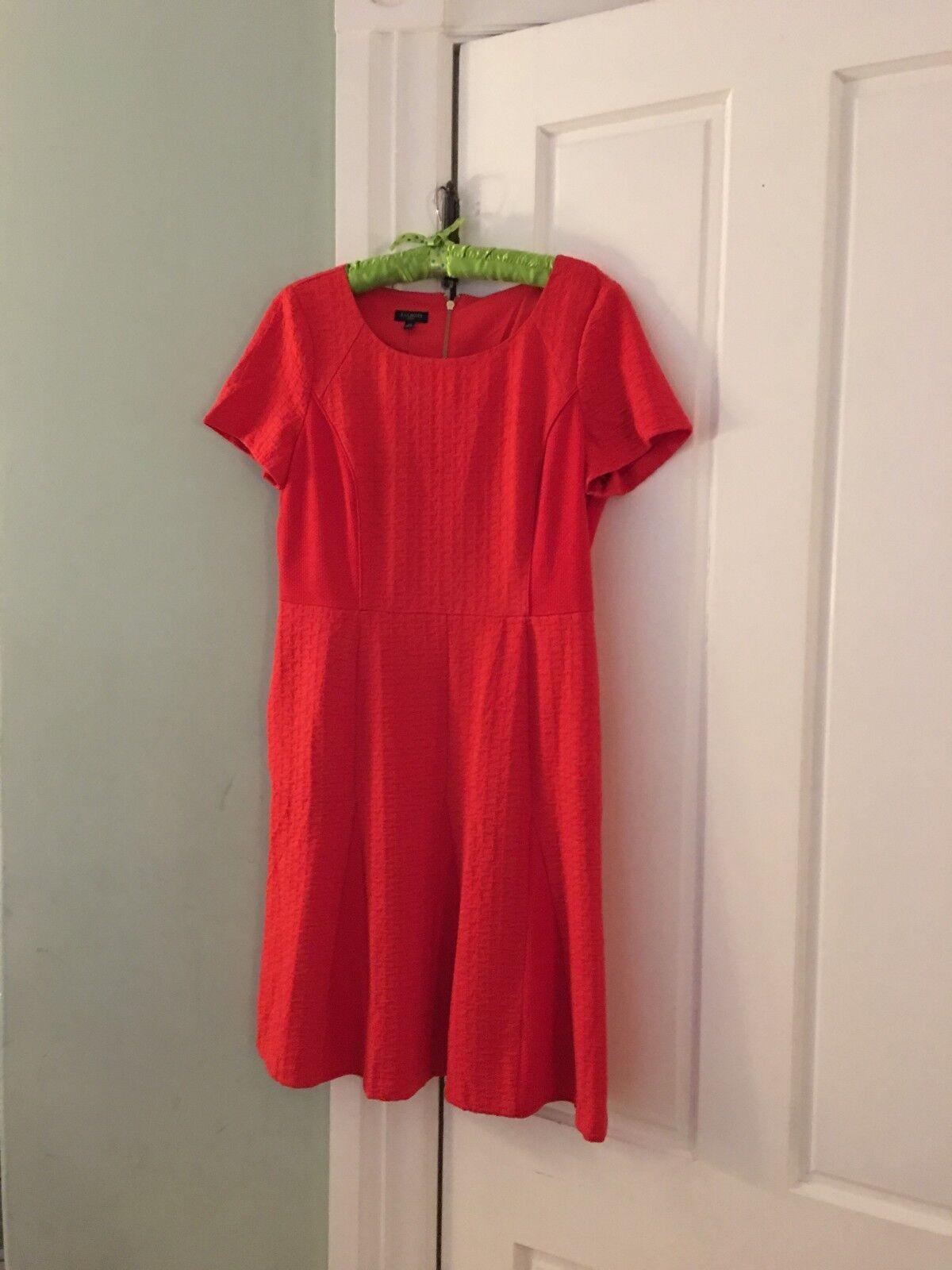 TALBOTS WOMENS DRESS NWT   SIZE 12P  HOLIDAY PERFECT