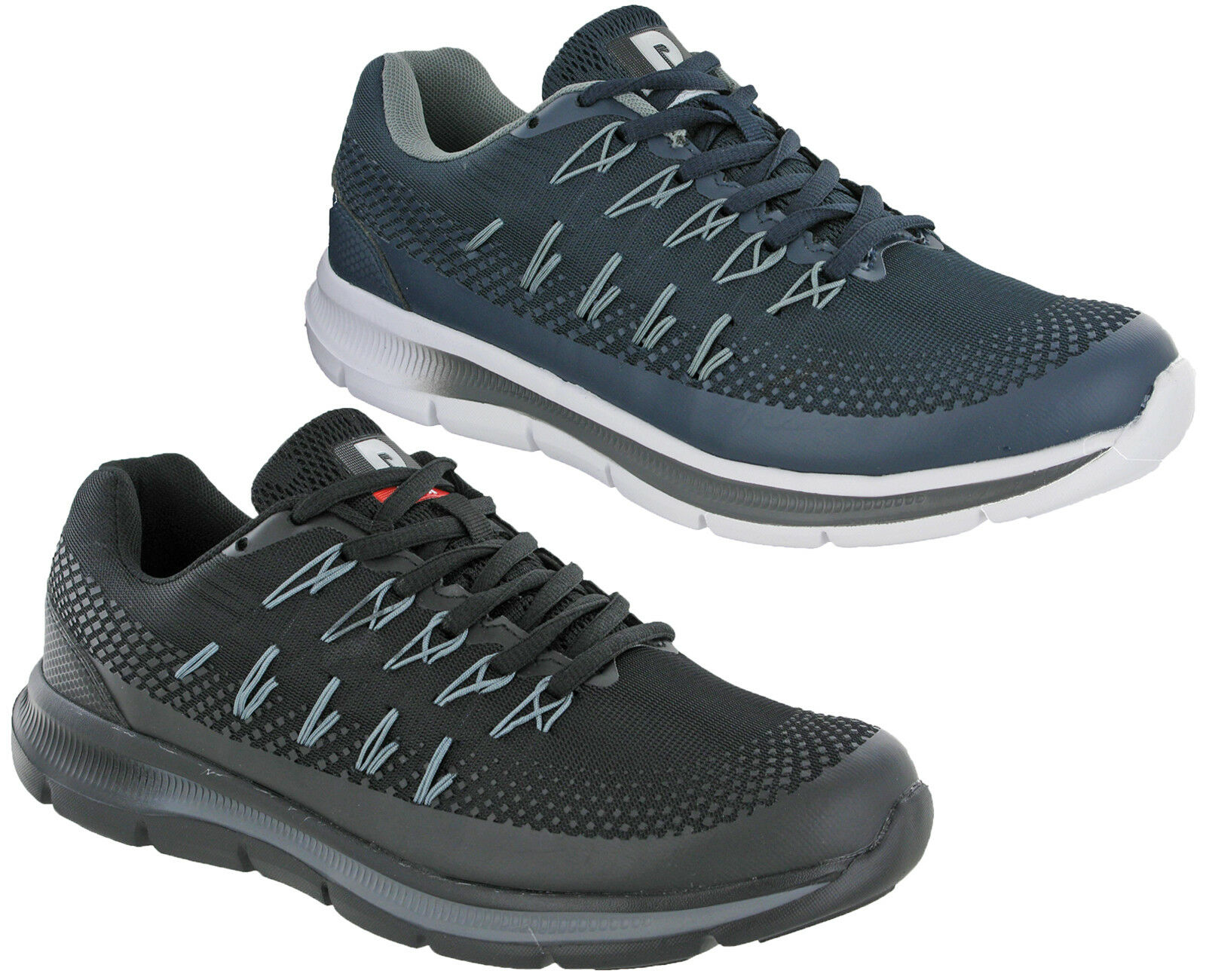 DEK Mens Running Trainers Gym Memory  Foam Lightweight Padded Soft shoes M459  cheapest price
