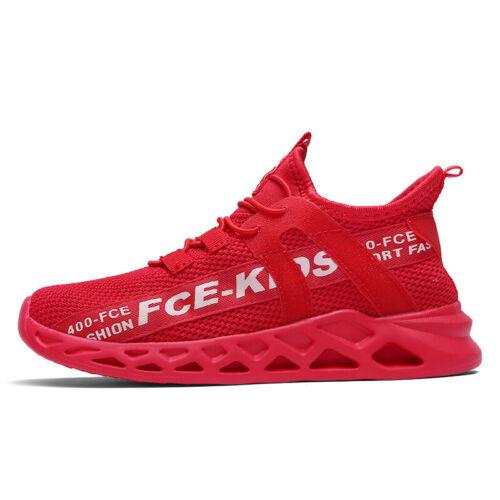 Kids Children Sneaker Boys Running Shoes Girls Outdoor Sports Anti Slip Size NEW