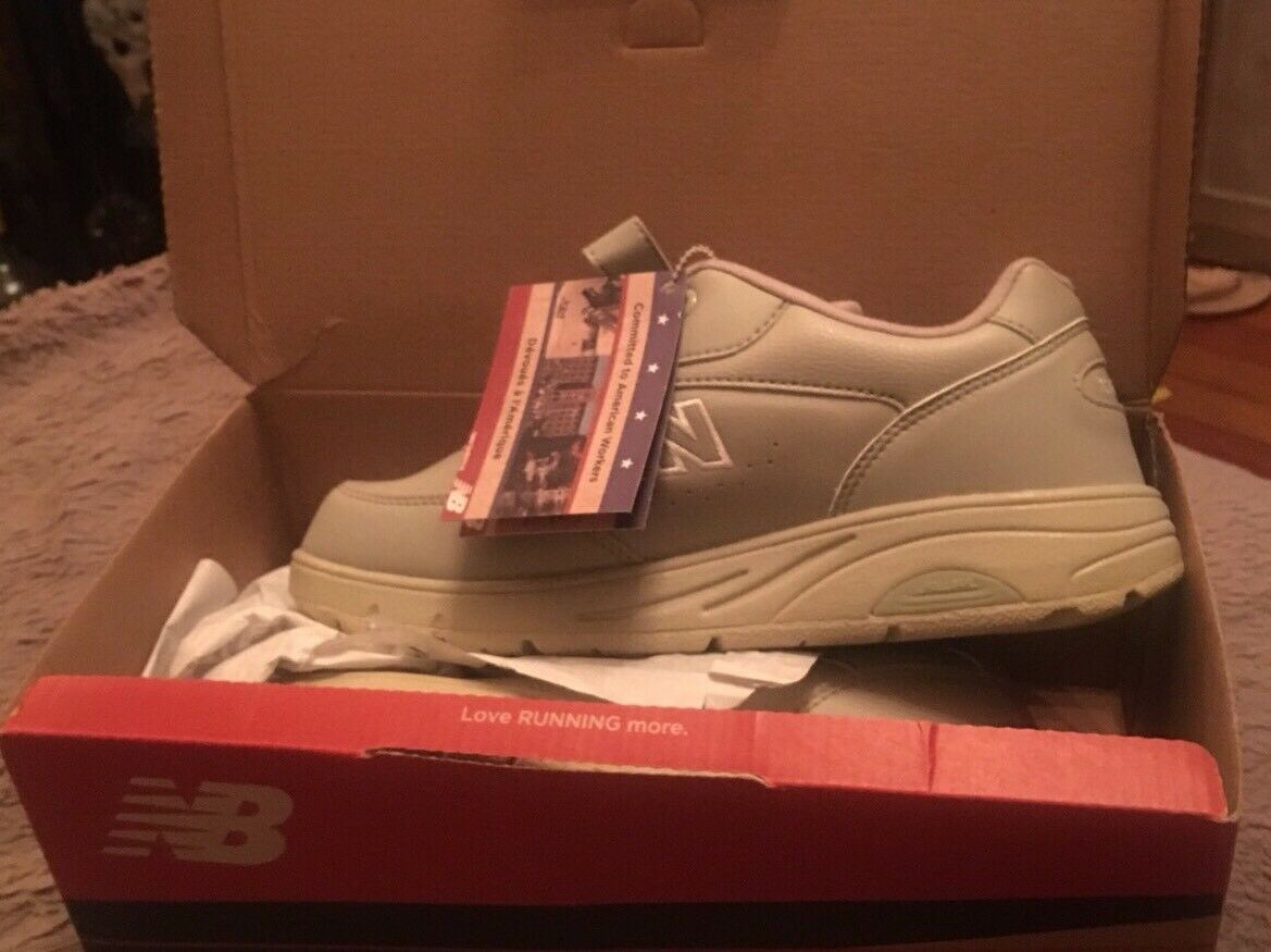 NEW BALANCE Walling shoes mw811VB grey Size 7.5 Women New In Box free shipping