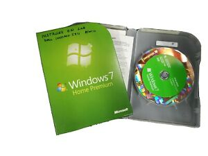 Microsoft Windows 7 Home Premium 64 Bit w/ Product Key | eBay