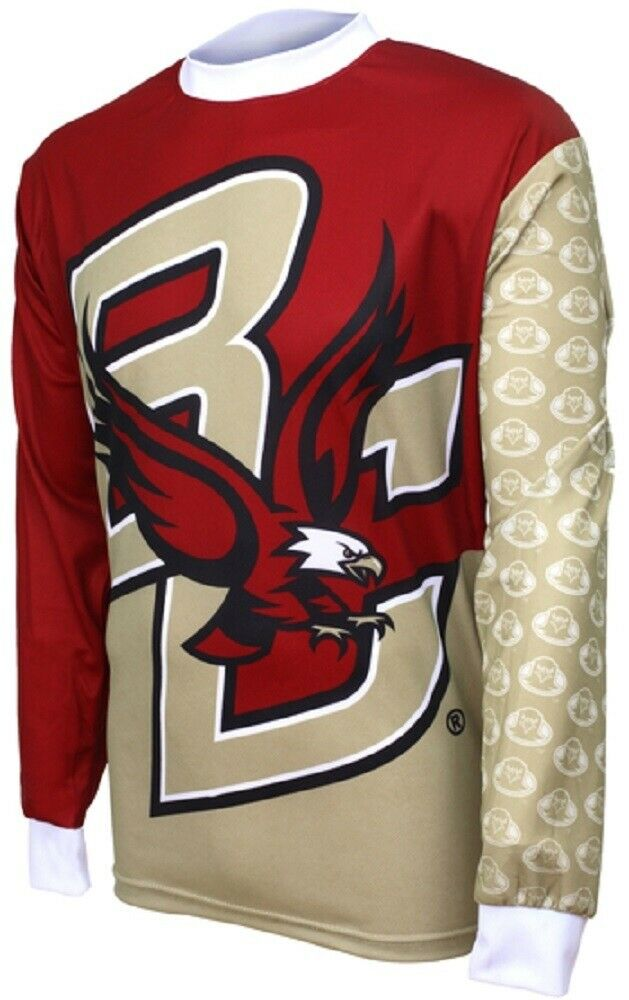 NCAA Men's Adrenaline Promotions Boston College Eagles MTB Cycling Jersey
