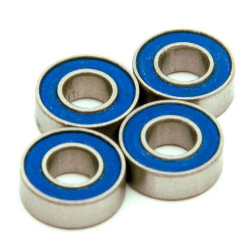 4Pcs Sealing Ball Bearing 5mm*11mm*4mm For RC Model Cars Upgrade Parts