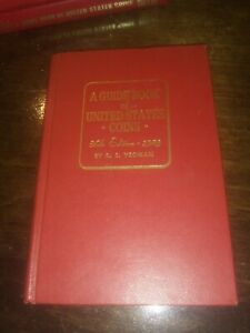 1983-A-Guide-Book-Of-United-States-Coins-The-Official-Red-Book-36th-Edition