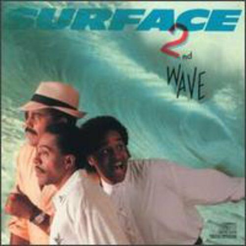 Surface - 2nd Wave (CD NEUF)