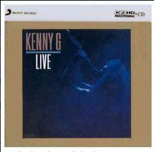 Kenny G - Live / 2015 Reissue [New SACD] Hong Kong - Import