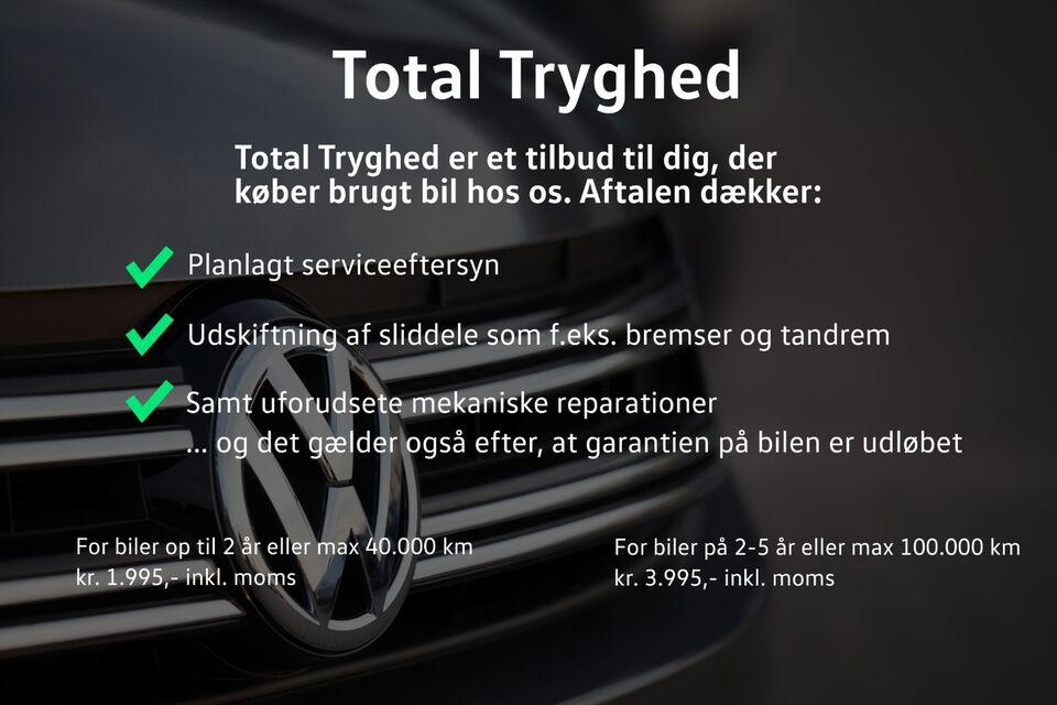 VW T-Roc 1,5 TSi 150 Sport DSG Benzin aut. Automatgear