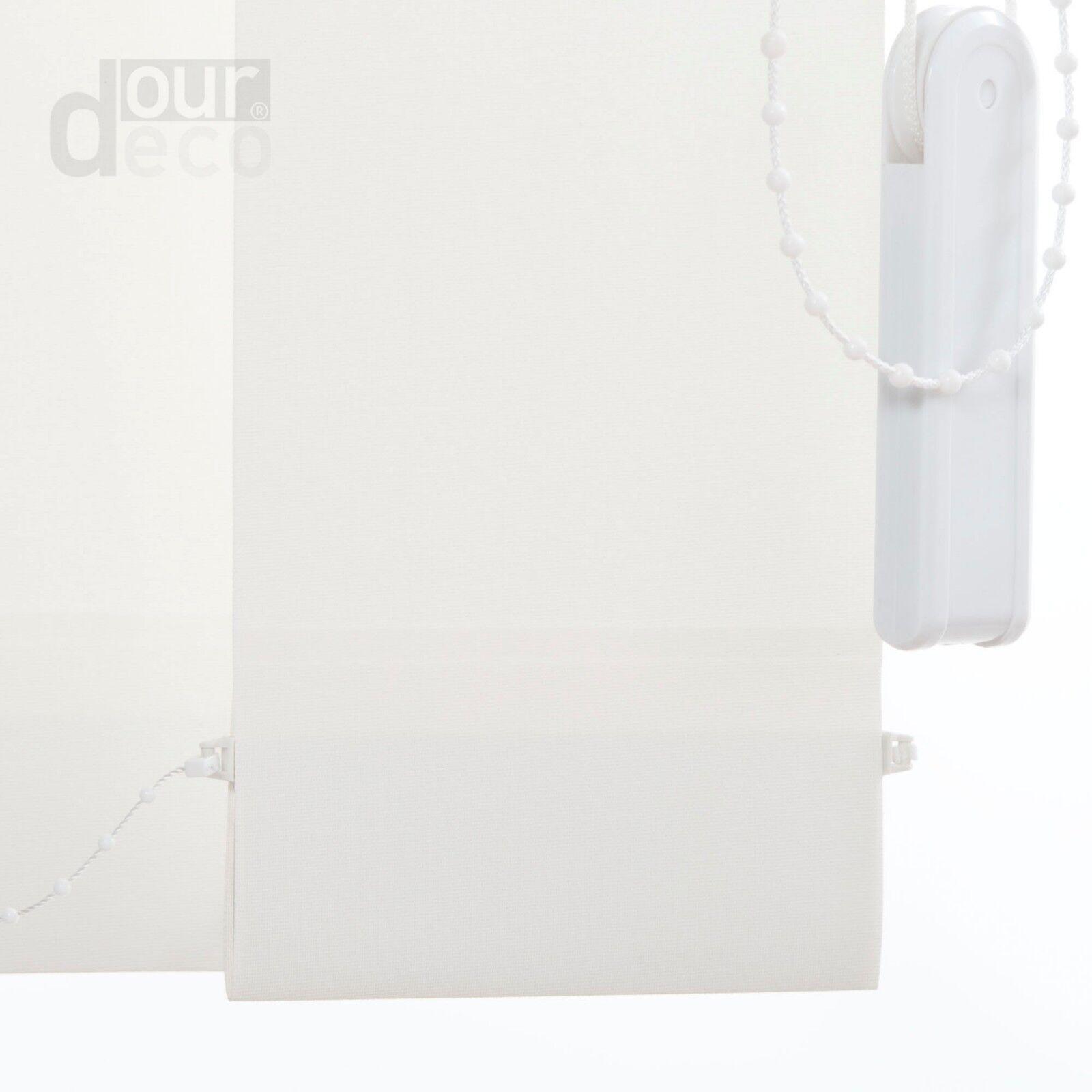 Ourdeco® Lamellenvorhang Grünikalanlage Grünikalanlage Grünikalanlage Lamelle 89, 127 mm Länge kürzbar weiss | Niedriger Preis und gute Qualität  29ff98