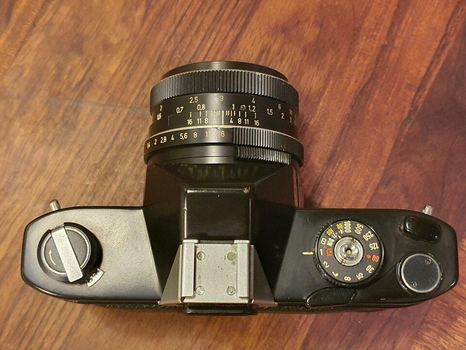 Rolleiflex, SL35+ zeiss planar 50/1.4, God