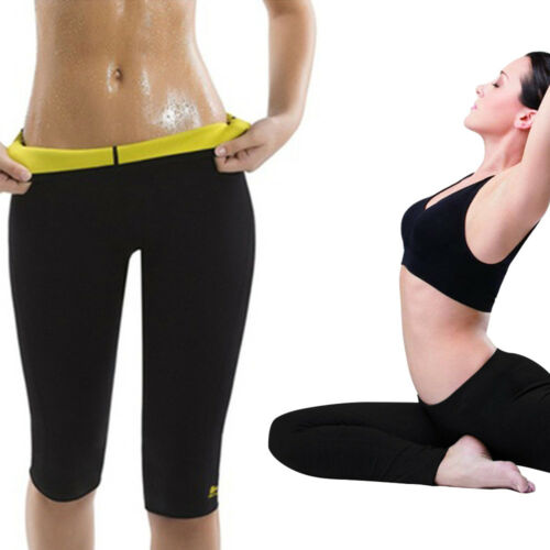 Fashion Ladies Yoga Pants Loose Weight Slimming Beauty Body Shaper Fitness UK AK