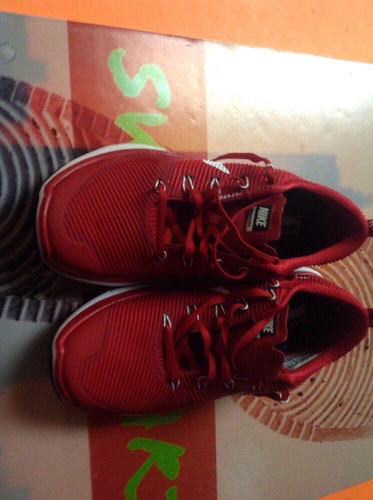 Nike Hombres Free tren versatilidad tamaño TB zapatillas rojo 833257-610 tamaño versatilidad 11,5 6692da