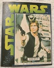 STAR WARS 1977/1978 ADPAC Cereal Han Solo General Mills Sticker