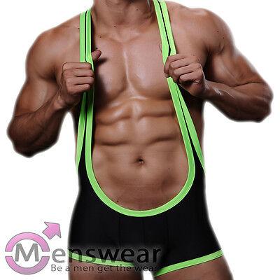Größe XL Herren Body Wrestling Einteiler Unterwäsche Master SM Männerbody Sexy