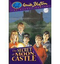 Secret of Moon Castle (Secret Series), Enid Blyton, Very Good Book