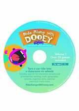 Sing Along Car Games for Kids and Adults Ride Along with Dooey Car Games Cd