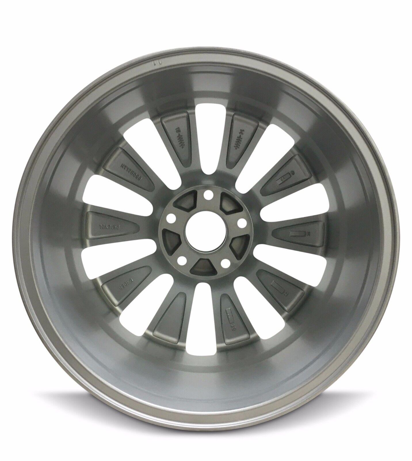 New 2013 2014 2015 honda accord 17 inch 5 lug alloy rim for Honda accord lug pattern